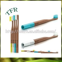 FDA Approved 100% Biodegradable Environmental Charcoal Bamboo Toothbrush