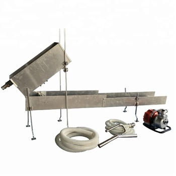 Real brand portable gold prospecting sluice