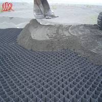 Retaining wall dedicated plastic Geocell