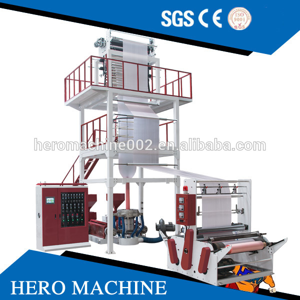 PET preform bottle stretch Plastic Film Blowing Machine Price plastic sheet extrusion machine