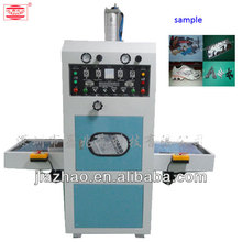 Shoes fabric high frequency logo making machine
