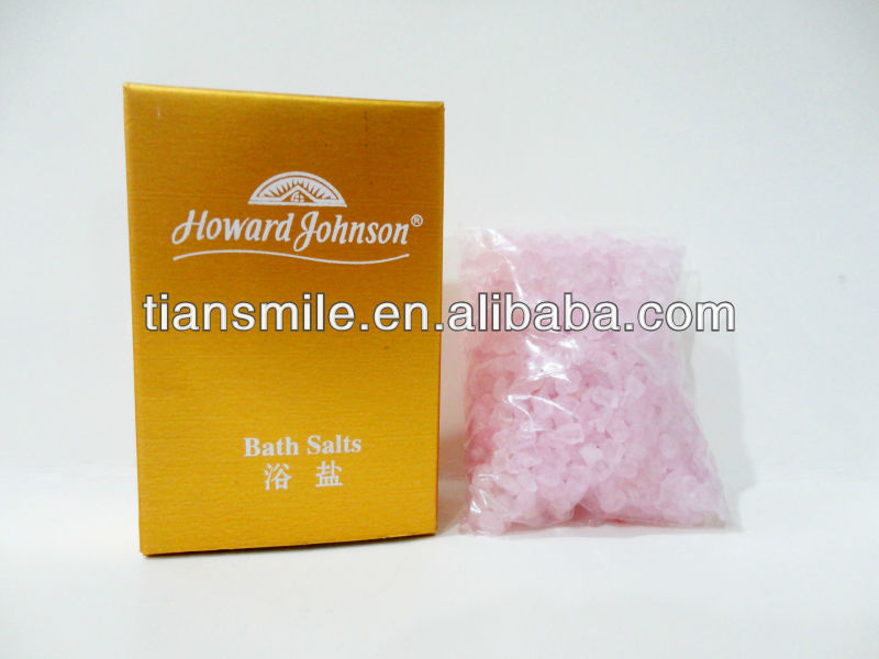 hotel himalayan bath salt soap