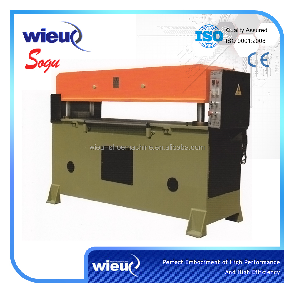 Hydraulic Precise Four Columns Leather Clicking Press Machine
