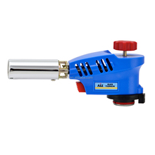 Hot Sell !Super flame gas heater fireworks igniter flame spray gun portable gas welding kit cooking outdoor torch KLL 9007D