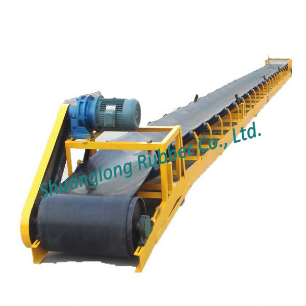 Belt Conveyor for Stone Crusher Machine