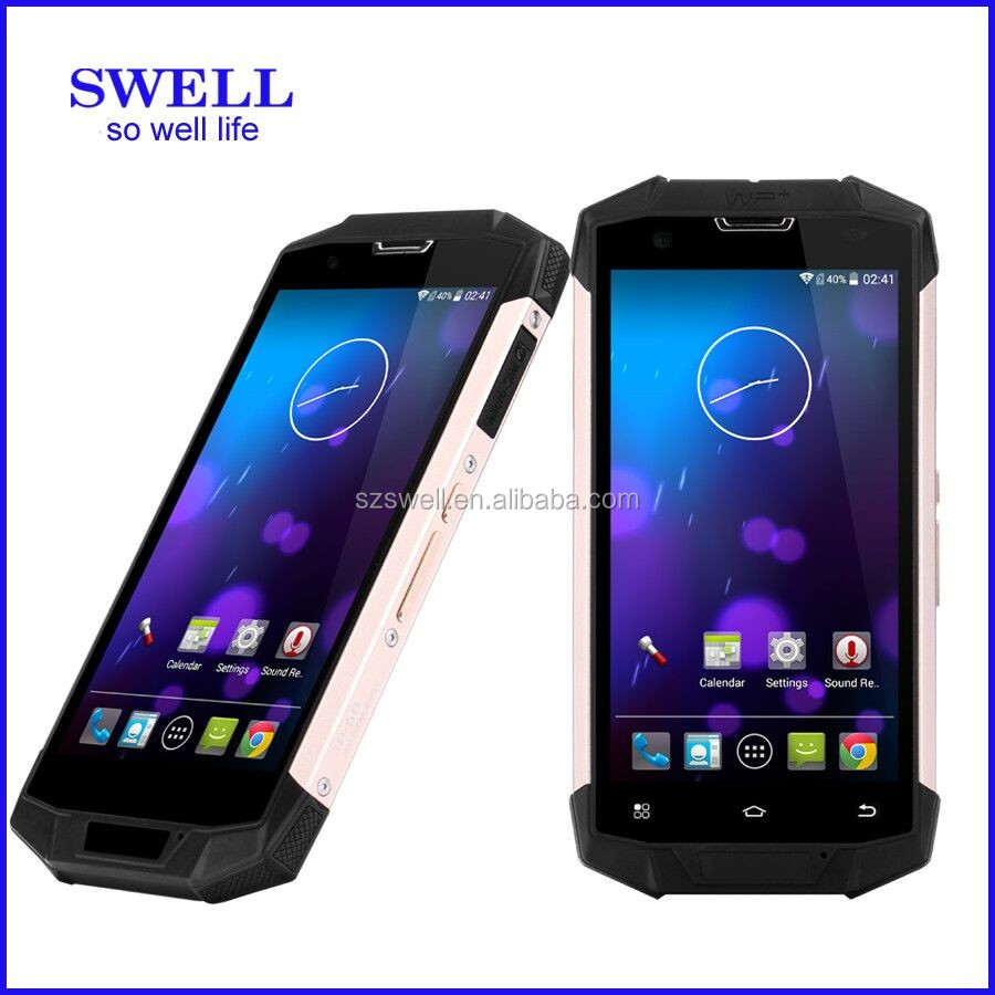 ip68 shockproof dustproof scratch resistant phone 5inch 1280*720 4G water resistant smartphone IP68 16GB X9