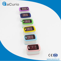 DNV CE Manufacturer Wholesale Quality Colors Accurate Finger SpO2 Pulse Oximeter Cheap Price Sample Free