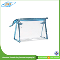 clear PVC makeup cosmetic bag
