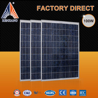 RJ Factory manufactures buy home 100 watt solar panel/solarpanel, cheap 18v 100w solar panel manufacturers in China