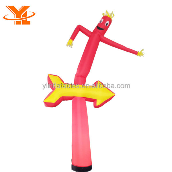 Wholesale Small Inflatable Desktop Sky Air Dancer, Advertising Inflatable