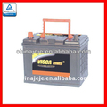 Manufacturing JIS Sealed Maintenance Free/MF Vehicle Battery(Car Battery) MF80D26R 12V70AH