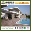 outdoor cheap price wpc flooring anti-uv wpc decking plastic wood plank flooring