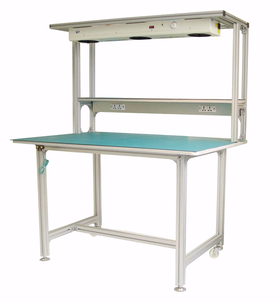LN-SAW01 Factory ESD lab electronic work table