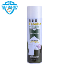 Free OEM service ironing aid starch spray of cheap price