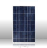 high efficiency solar cell for sale custom shaped solar panels 255W poly with CE TUV