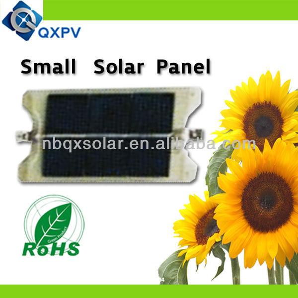 Qxpv solar panel peque o c lulas solares paneles solares for Panel solar pequeno