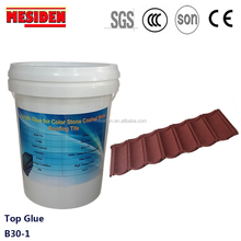 Top Selling Acrylic Glue for Color Stone Metal Roofing Tile/ Corrugated Metal Tile with High Quality