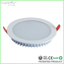 7w 9w 11w led downlight 90mm cutout size dimmable downlight smd led recessed downlight