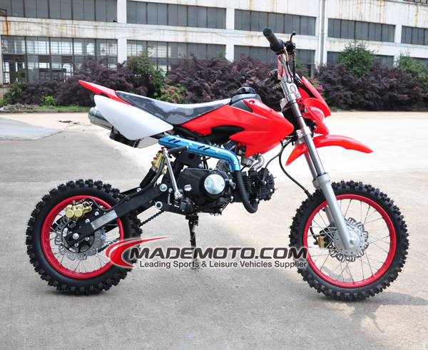 Hot Style 2 Wheel 2 Stroke 125cc Dirt Bike for Sale Cheap