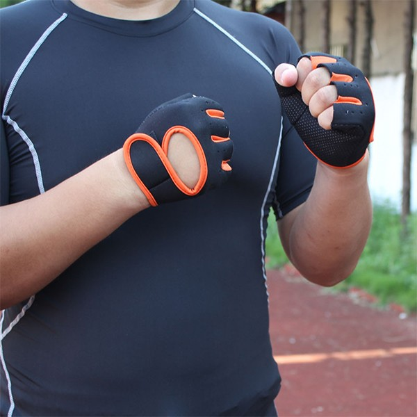 aibokang New arrival 60g weight ladies sports glove with CE,FDA approved