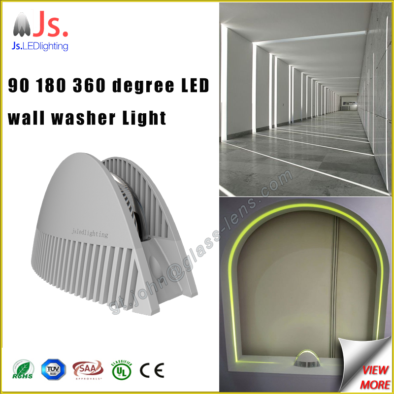 Newest design Aluminum RGB Wall ceiling surface mounted Novelty decorative waterproof strip led light