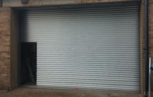 Colorful and Strong roller shutter Durableorizontal Sliding Garage Doors