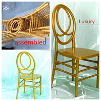 Chair used for restaurant table and chair resin phoenix chair