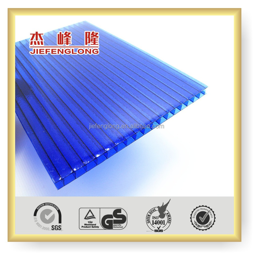 Beautiful Building Plastic Cover Sheets 10mm polycarbonate sheet