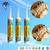 Free sample best quality aluminum door and window ceramics tile silicone sealant