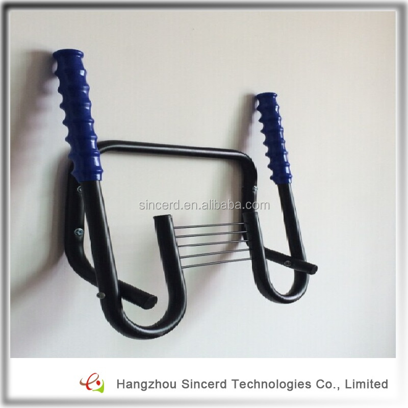 Foldable Bicycle Bike Hanger Portable Indoor Bicycle Parking Rack