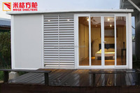Malaysia Prefab Modular Shipping Container Plan House for Sale