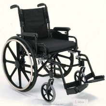L220 dual axle aluminum folding lightweight manual wheelchair
