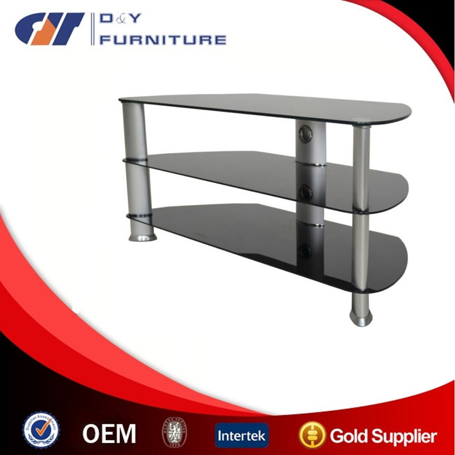 Living Roon Furniture Universal Table Top Tv Stand Glass Tv Table Tv Stand  Model   Buy New Model Tv Stand,Cheap Glass Tv Stand,Oval Glass Tv Stand  Product ...
