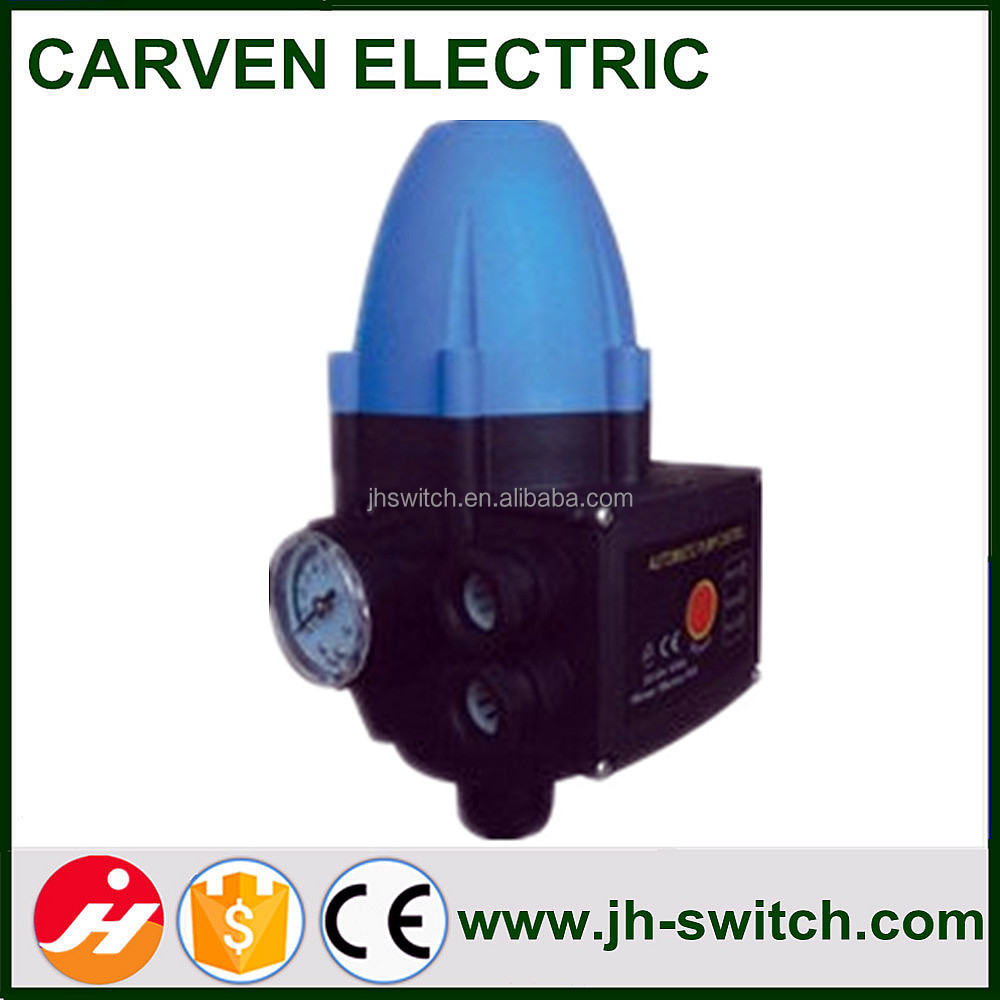 automatic water pump pressure switch pressure control