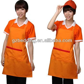 Fast food supermarket uniforms buy customized high for Uniformes de cocina precios