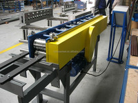 automatic metal steel fence roll forming machine machine