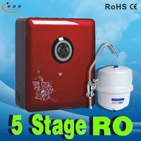 China factory Durable High Quality reverse osmosis alkaline 5 stage Ro kitchen unit