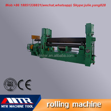 MTR metal rolling machine with estun system W11 - 6 * 2000