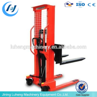2 tons and 3 tons capacity Manual Hydraulic Forklift Direct From Factory