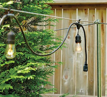 Christmas holiday party wedding string light for outdoor indoor