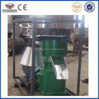 chicken / poultry feed pellet well used small home use feed pellet mill for sale