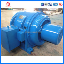 Three phase low voltage slip ring electric motor
