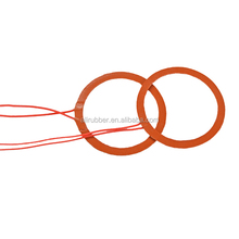 Shape Ring 100w Silicone Heating Element Low Voltage