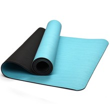 China Supplier Best Sell PVC Custom Size Yoga mat