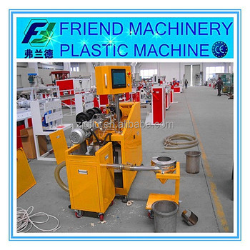 Super mini PVC granulate machine