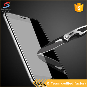 Factory price 9h mobile phone screen protector for iphone7