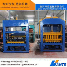 low investment high profitable business QT4-15 cement brick making machine price