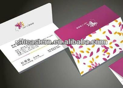 Customized Ticket Card Printing