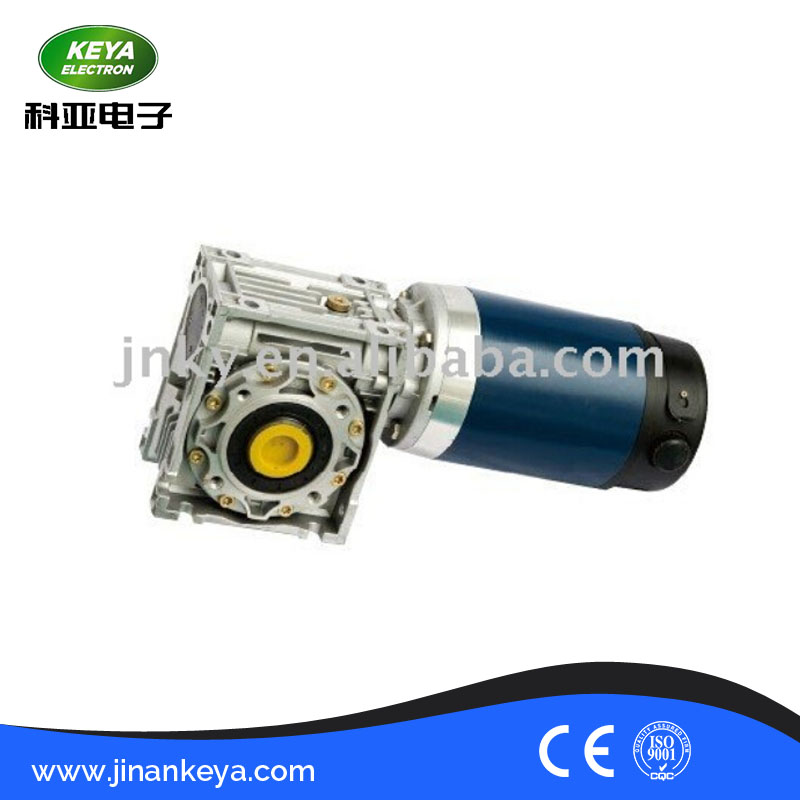 china factory price 110zyt 12v dc motor 30rpm 1/3 hp worm geare motor