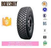 TBR TYRE 11.00R20 BR725 Cheap Radial Truck and Bus Tyre